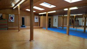 Halle Budo Club Harloff Kampfsport Ansbach
