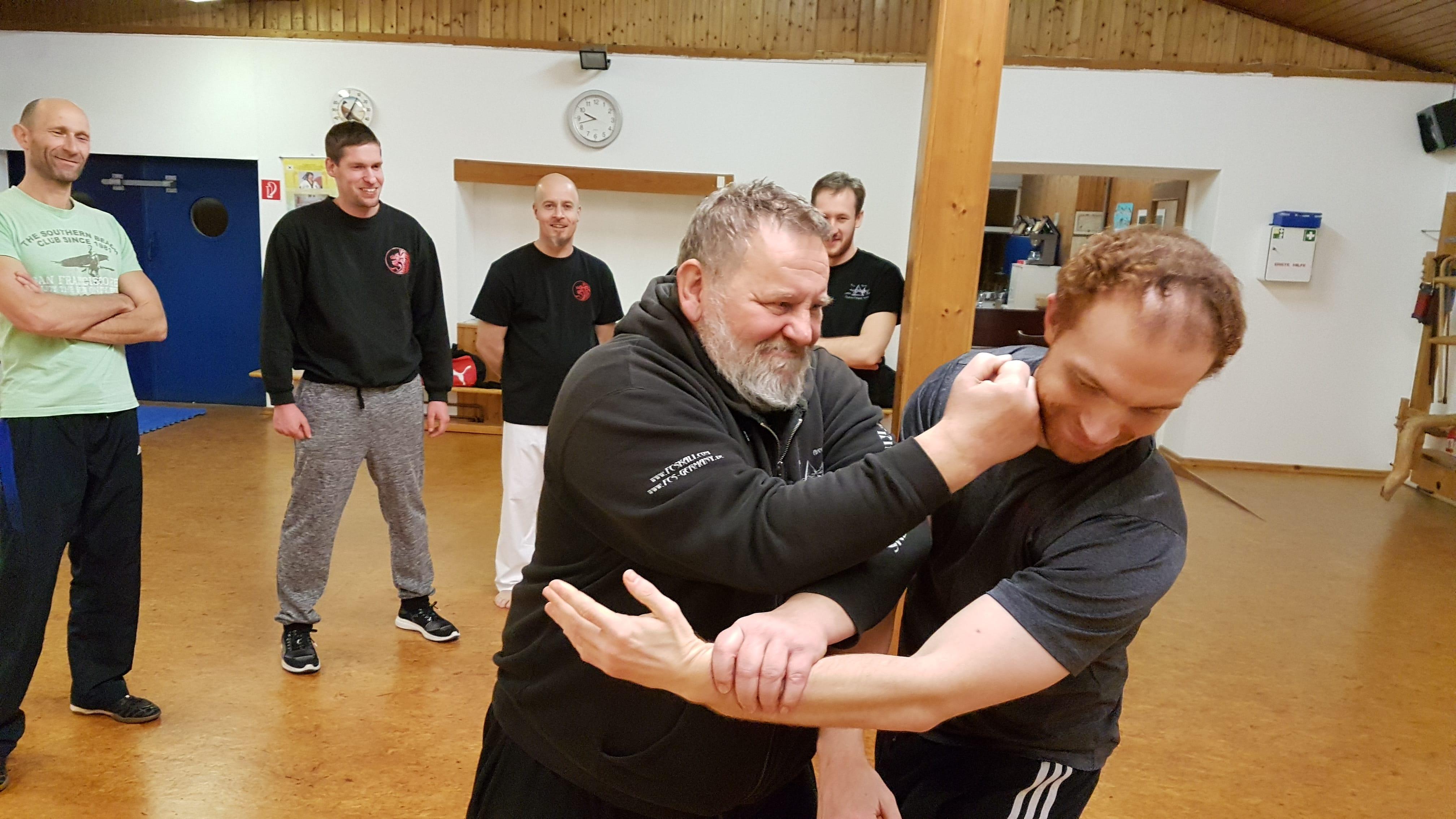 Kampfsport Selbstverteidigung Ansbach Kampfkunst