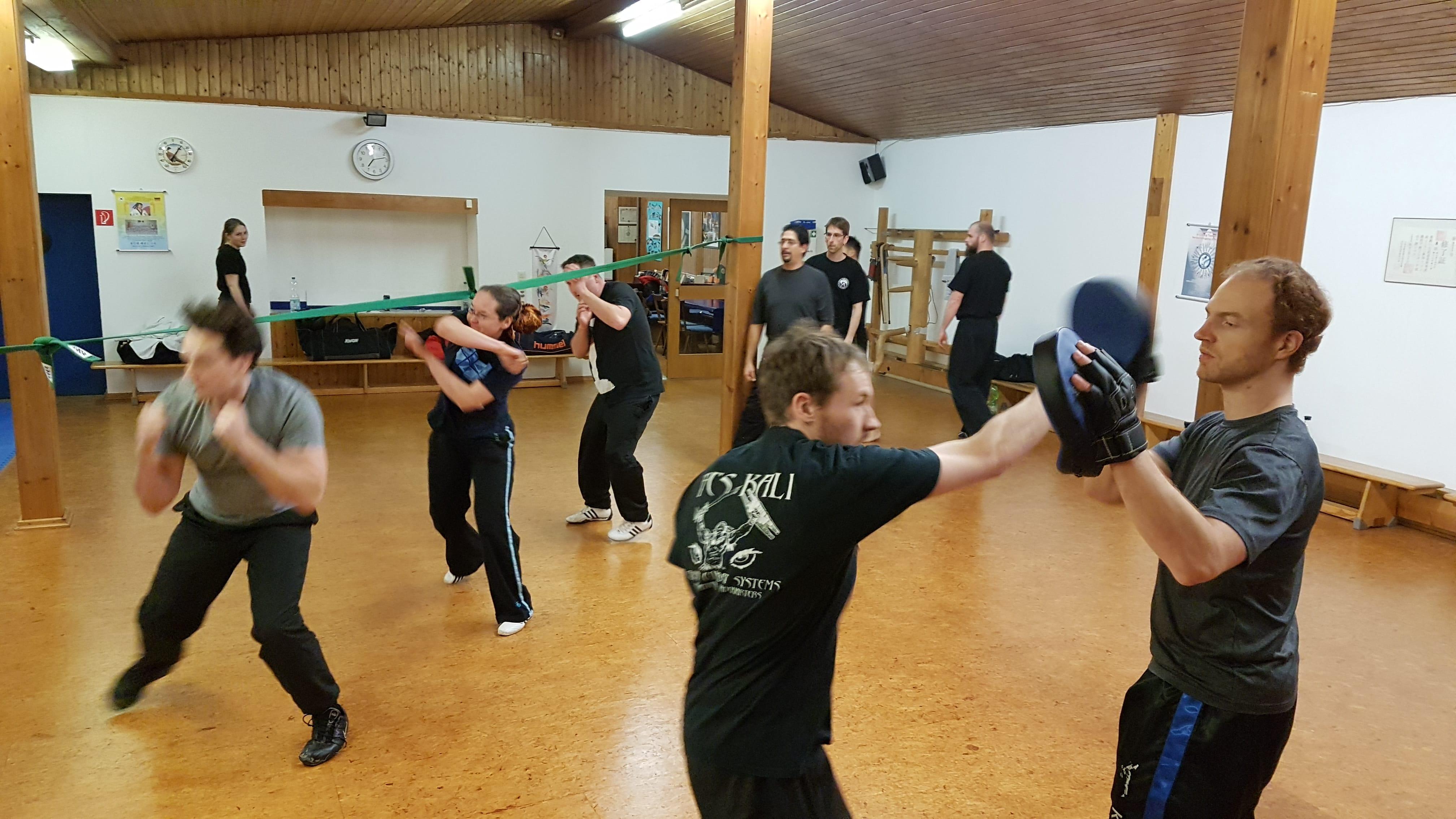 Kampfsport Kampfkunst Ansbach Selbstverteidigung Budo club Harloff