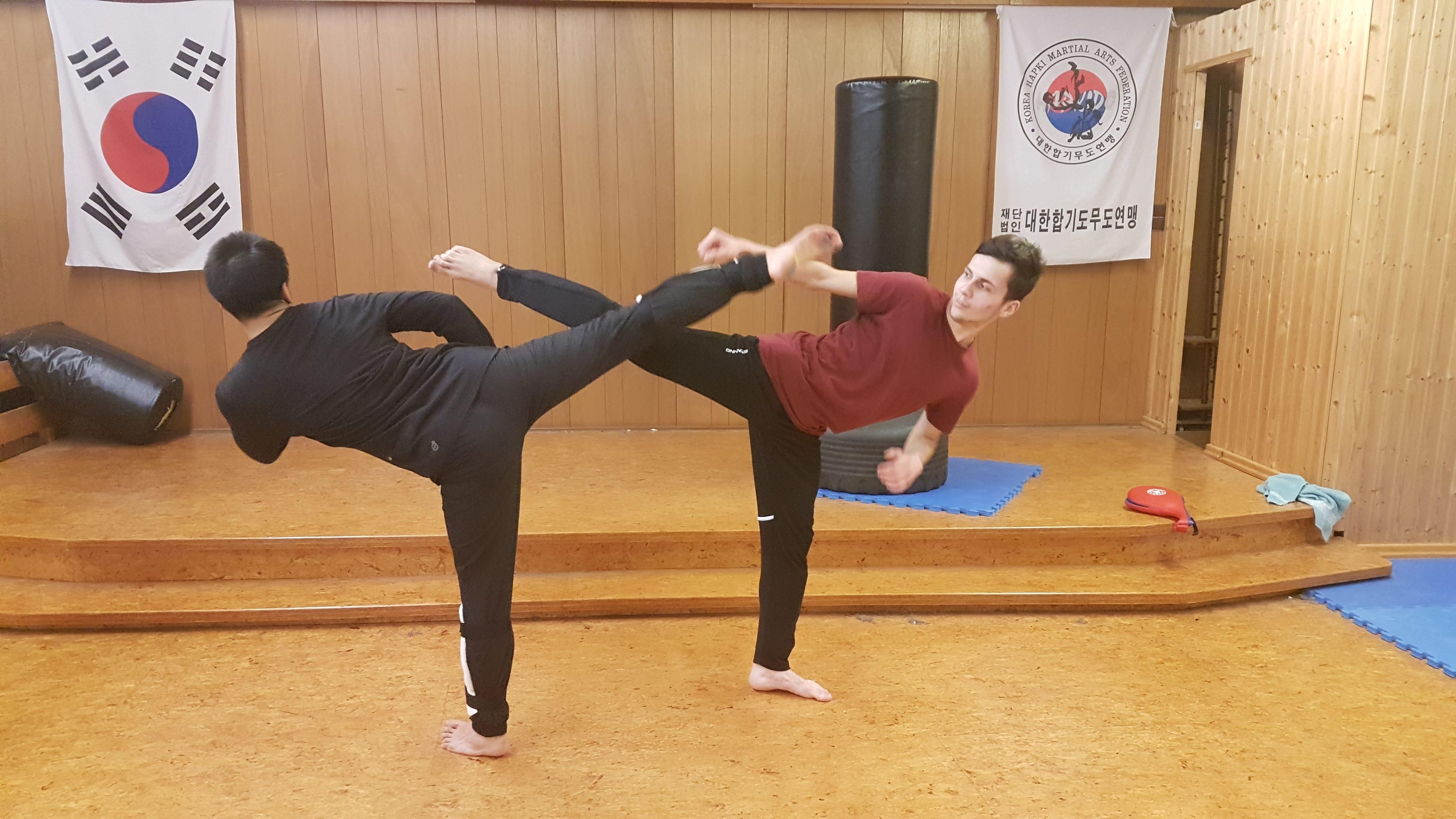 Taekwondo Ansbach Kampfsport Selbstverteidigung
