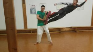 Taekwondo Kampfsport Ansbach Überblick